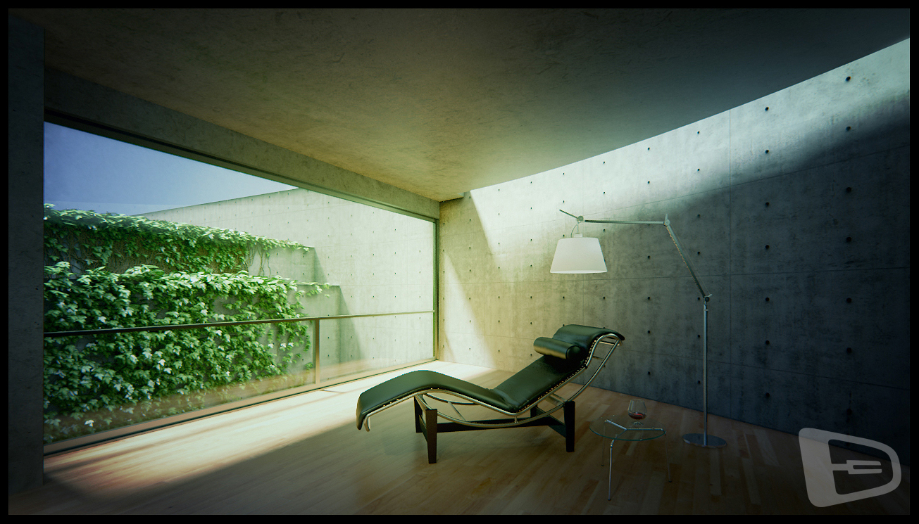 Tadao Ando This Is 3d
