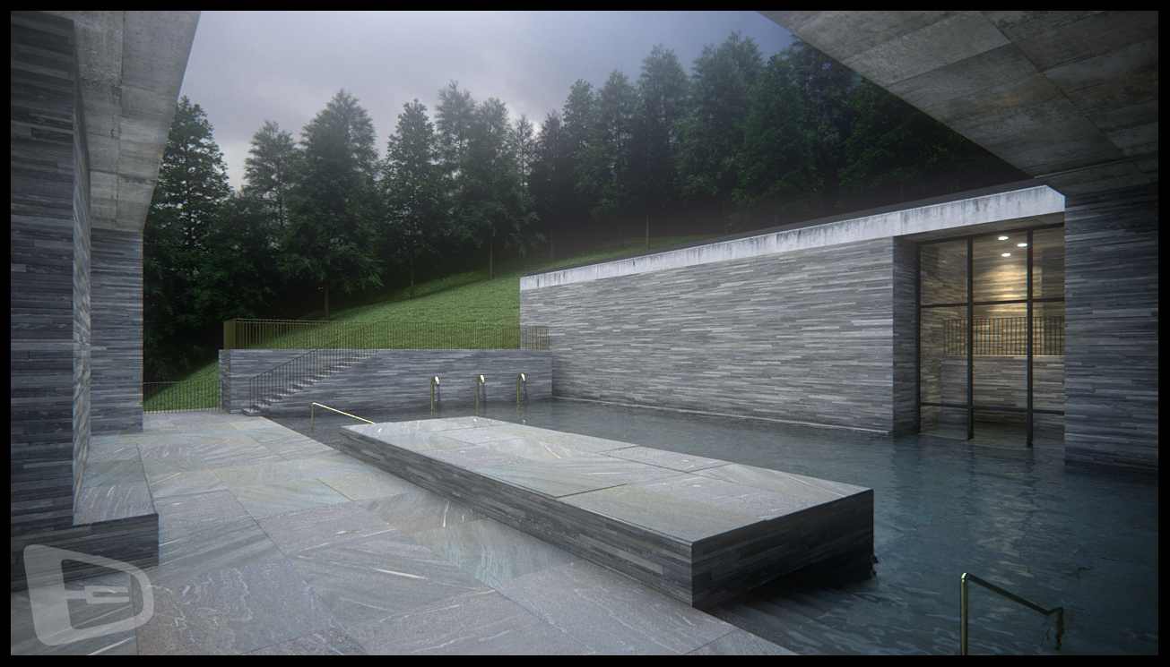 Peter Zumthor This Is 3d